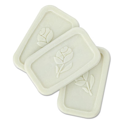 Good Day Unwrapped Amenity Bar Soap, Fresh Scent, # 1/2, 1000/Carton GTP400050