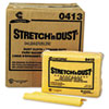 CHI 0413 Chix Stretch 'n Dust Cloths, 12 3/5 x 17, Yellow