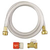 DVO 3191746 Diversey RTD Water Hook-Up Kit, Switch, On/Off, 3/8dia x 5 ft