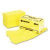 CHI 0911 Chix Masslinn Dust Cloths, 24 x 24, Yellow