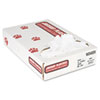 JAG W2432X Jaguar Plastics Industrial Strength Commercial Can Liners, 15 gal, .5mil, White